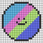 Alpha pattern #65156 variation #120415