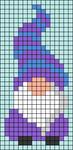 Alpha pattern #63168 variation #120473