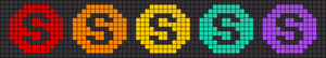 Alpha pattern #23639 variation #120521