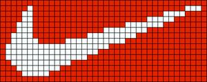 Alpha pattern #8582 variation #120914