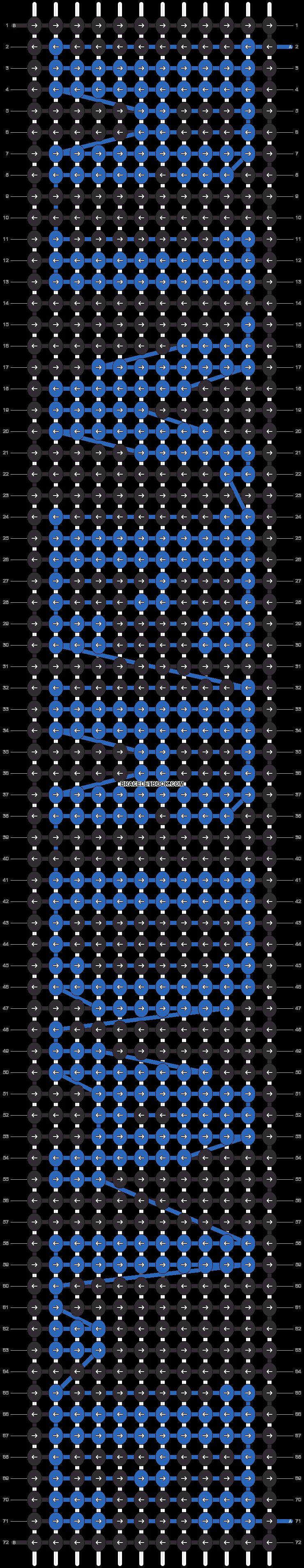 Alpha pattern #44663 variation #120951 pattern