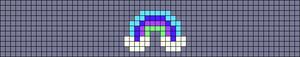 Alpha pattern #65325 variation #120963