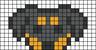 Alpha pattern #65463 variation #121073