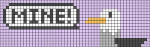 Alpha pattern #55049 variation #121080