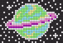 Alpha pattern #65510 variation #121124