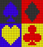 Alpha pattern #58704 variation #121138