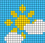 Alpha pattern #65522 variation #121142