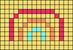 Alpha pattern #65149 variation #121317