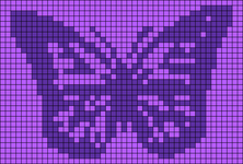 Alpha pattern #51210 variation #121344