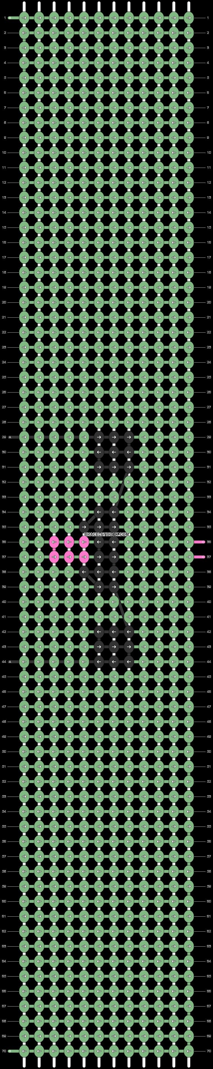 Alpha pattern #45880 variation #121406 pattern