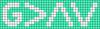 Alpha pattern #41855 variation #121417
