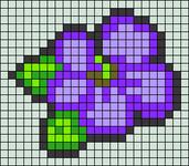 Alpha pattern #65607 variation #121508