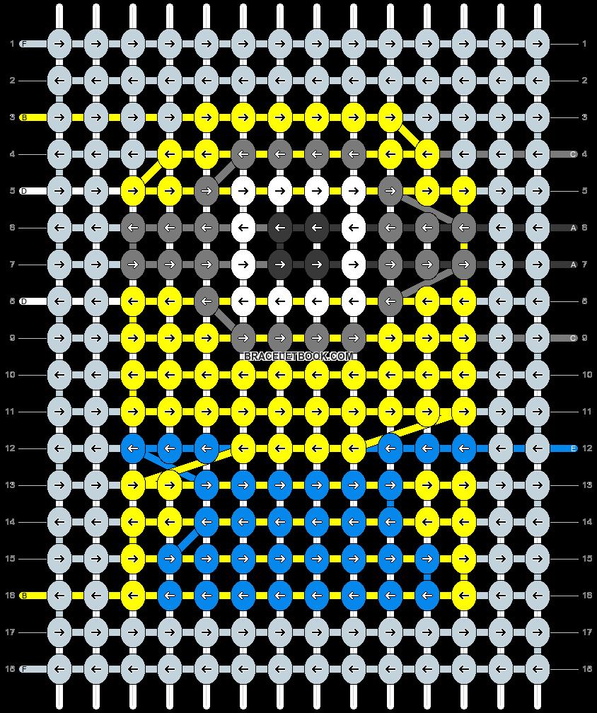 Alpha pattern #65438 variation #121531 pattern