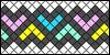 Normal pattern #16020 variation #121733
