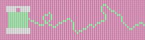 Alpha pattern #65764 variation #121796