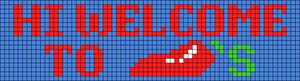 Alpha pattern #65841 variation #121849