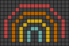 Alpha pattern #62802 variation #122055