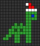 Alpha pattern #62955 variation #122302