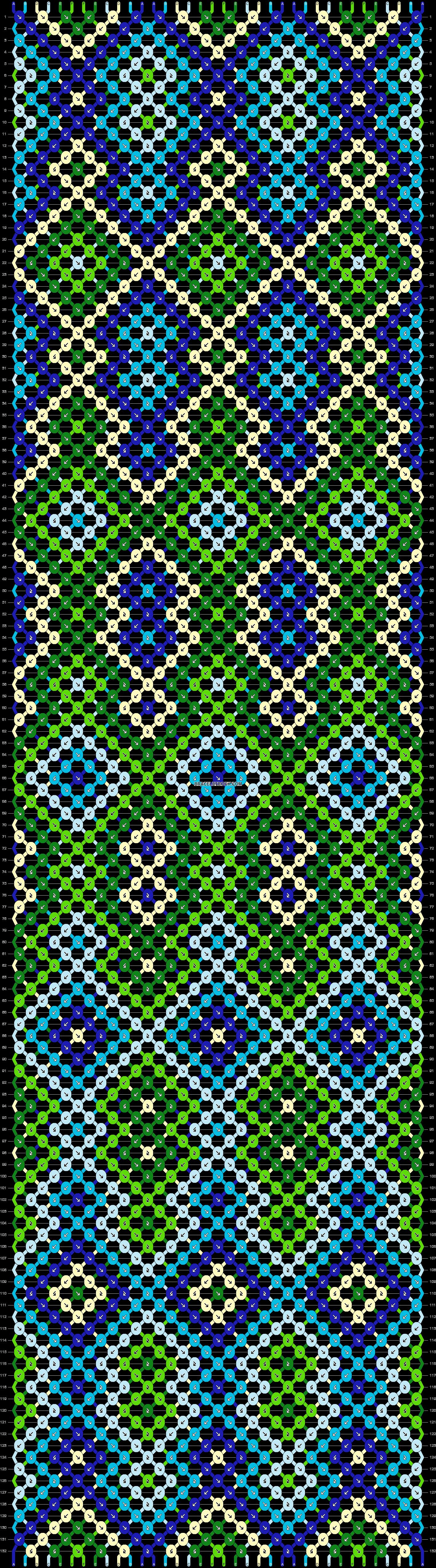 Normal pattern #43347 variation #122374 pattern