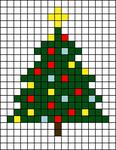 Alpha pattern #66124 variation #122430