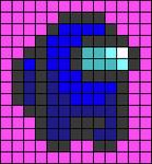Alpha pattern #66080 variation #122464
