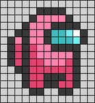 Alpha pattern #66080 variation #122495