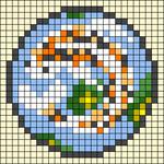 Alpha pattern #66135 variation #122510