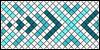 Normal pattern #59488 variation #122530