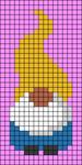 Alpha pattern #63783 variation #122554