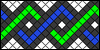 Normal pattern #14707 variation #122589