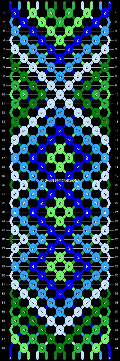 Normal pattern #37439 variation #122591 pattern
