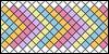 Normal pattern #20800 variation #122599