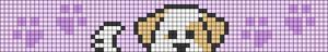 Alpha pattern #52630 variation #122630