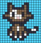 Alpha pattern #62431 variation #122651