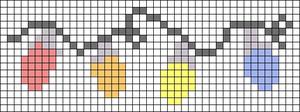 Alpha pattern #65562 variation #122658