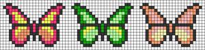 Alpha pattern #23134 variation #122659