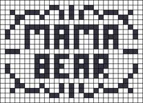 Alpha pattern #64488 variation #122681