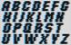 Alpha pattern #26781 variation #122685