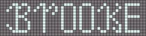 Alpha pattern #3401 variation #122686