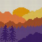 Alpha pattern #48626 variation #122714