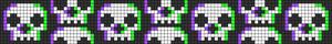 Alpha pattern #57587 variation #122814