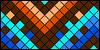 Normal pattern #62865 variation #122925