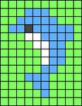 Alpha pattern #52194 variation #123020