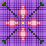 Alpha pattern #65155 variation #123088
