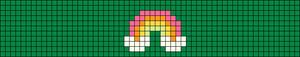 Alpha pattern #65325 variation #123229