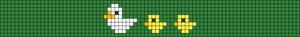 Alpha pattern #57534 variation #123235