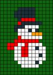 Alpha pattern #25177 variation #123244