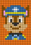 Alpha pattern #65647 variation #123250
