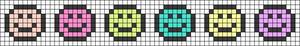 Alpha pattern #35394 variation #123270