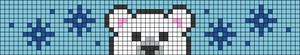Alpha pattern #62564 variation #123472